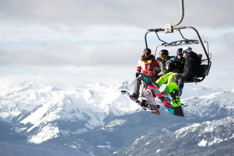 Group Holiday at a Ski Resort in Switzerland